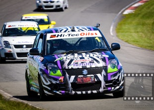 Top Gear 2013 - Rd 1 - Sat 23rd Feb at Lakeside Circuit  Qld V8 Series Australian Swift Racing series Super Karts A/B Italian Challenge