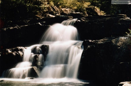 Gloucester Falls, Gloucester Tops National Park, NSW