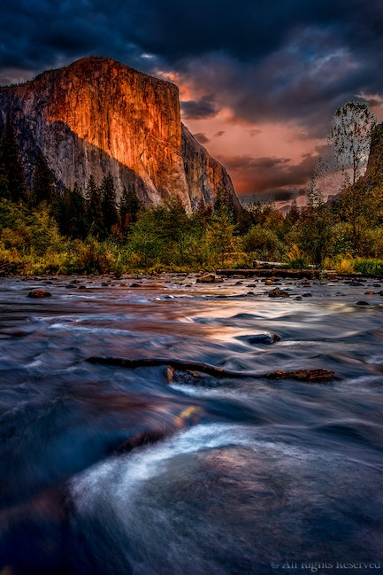 Uncertain Times, El Capitan, Yosemite National Park