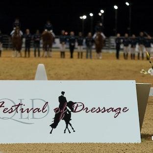Qld Dressage Festival