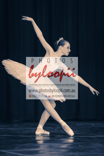1:50 U/14 Classical Ballet Solo - **Available for only 2 weeks...