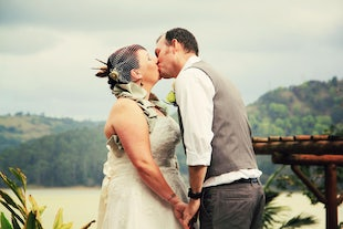 wedding ~ Jason & April - *** assisting Malin Viktoria Photography *** Maleny Wedding