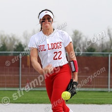 Valpo vs. Crown Point - 4/19/16 - Crown Point defeated Valpo 6-0 on Tuesday evening (4/19) in Crown Point behind the pitching of Miranda Elish.  You will...