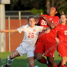Portage vs. Crown Point - 8/23/16 - View 63 images from the Portage vs. Crown Point Soccer match of 8/23/16.  Crown Point led 6-0 at the intermission.