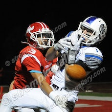 Lake Central vs. Crown Point (IHSAA Sectional) - 10/28/16 - Crown Point advanced in IHSAA Sectional play with a 10-6 win over Lake Central on Friday evening...