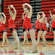 Crown Point Dance Showcase (Gallery 1) - 11/5/17 - View 117 images from the Crown Point Dance Team Showcase performances 1 through 6.  (Varsity, JV Kick,...