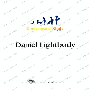 Koolyangarra Kindy - Daniel Lightbody