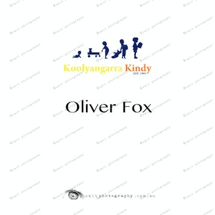 Koolyangarra Kindy - Oliver Fox