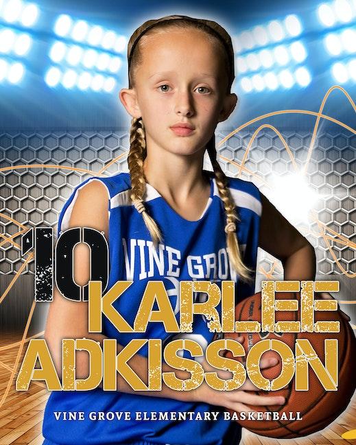 Karlee Adkisson Poster