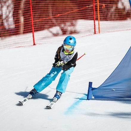140912_div4_9023 - National Interschools Ski Cross Division 4 at Perisher, NSW (Australia) on September 12 2014. Jan Vokaty