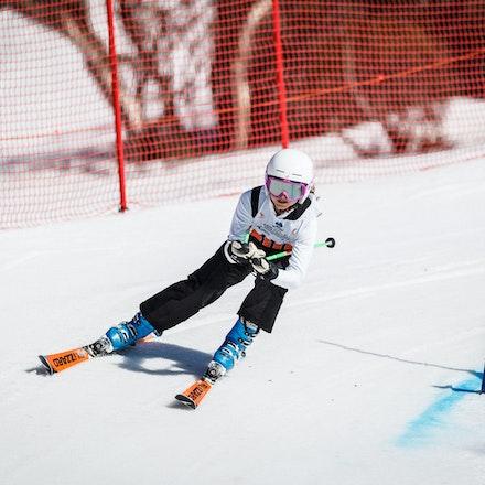 140912_div4_9044 - National Interschools Ski Cross Division 4 at Perisher, NSW (Australia) on September 12 2014. Jan Vokaty