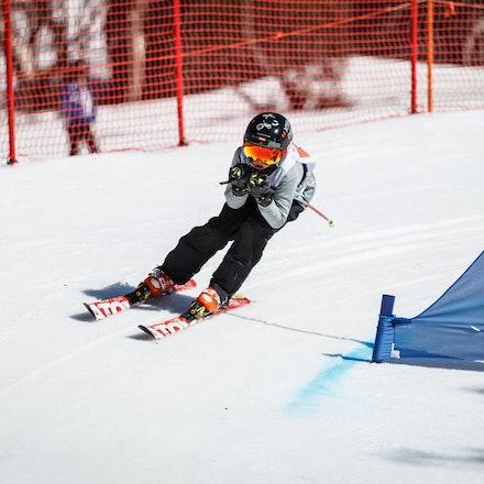 140912_div4_9074 - National Interschools Ski Cross Division 4 at Perisher, NSW (Australia) on September 12 2014. Jan Vokaty