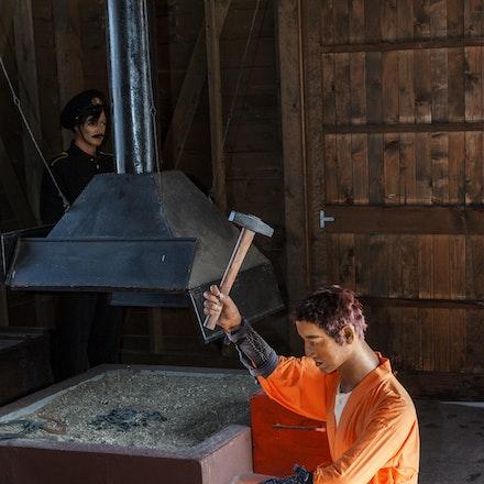 140227_Abashiri_8728 - Visit to Abashiri Prison Museum at Abashiri, Hokkaido (Japan) on February 27 2014. Photo: Jan Vokaty