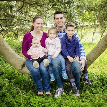 Mackenzie Family - family photo images