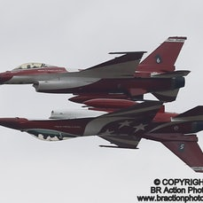 RSAF Team Display