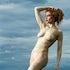Statuesque - Model: Mariene from France Location: Malabar, Sydney