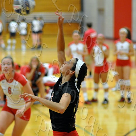 Volleyball vs St. Lawrence
