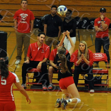 Volleyball vs Ithaca