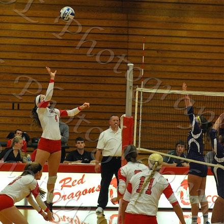 Volleyball vs Elmira