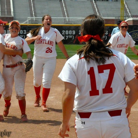Softball SUNYAC Celebration Pictures