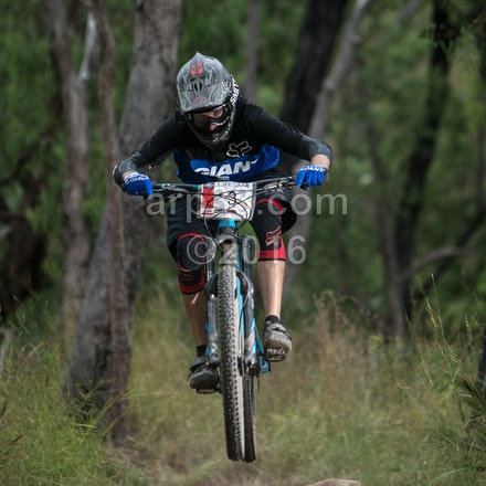 Gravity enduro