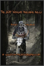 2014 Watagans Trailbike rally