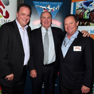 McEvoy Mitchell Racing and EJ Whitten Foundation fundraiser.