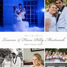 Pilly Mootanah Wedding (2017)