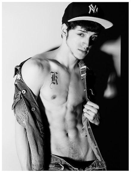 AC107513 - Signed Male Fashion Photo Art by Jayce Mirada  5x7: $10.00 8x10: $25.00 11x14: $35.00  BUY NOW: Click on Add to Cart