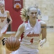 2012-13 Basketball, Andrean Varsity Girls