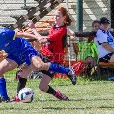 Women SWQ Thunder v Redlands United - match played at Toara Park USQ 12/03/2016