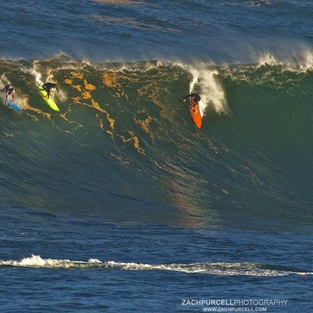 Waimea Bay Wave 1 - Waimea Bay 1/20/11