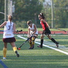 Boonton @ Madison - Field Hockey: Madison 3, Boonton 2 in OT at Ted Monica Stadium