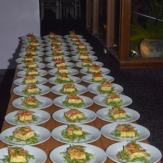 Wine Night Food - Photos of the food served at the First Wine Night