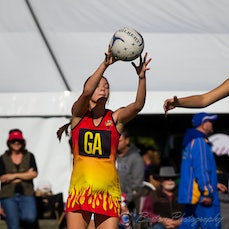 Bundaberg State Age 2015 Days 1 & 2 - Netball Queensland State Age Championships 2015