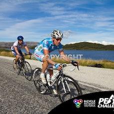 3 Peaks Challenge 2012