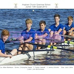 ACGS Rowing Crews 2013