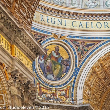 2015 - Rome - Vatican City - Vatican City, St Peters Basilica, Vatican Museum are amazing these are a section from our visit in December 2015.
