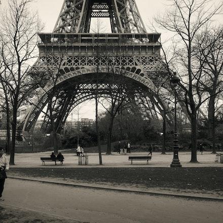 089 - Paris - 7th - 190317-9362-Edit - Eifel Tower