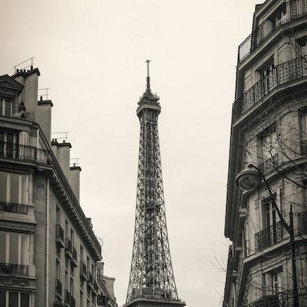 089 - Paris - 7th - 190317-9350-Edit - Eifel Tower