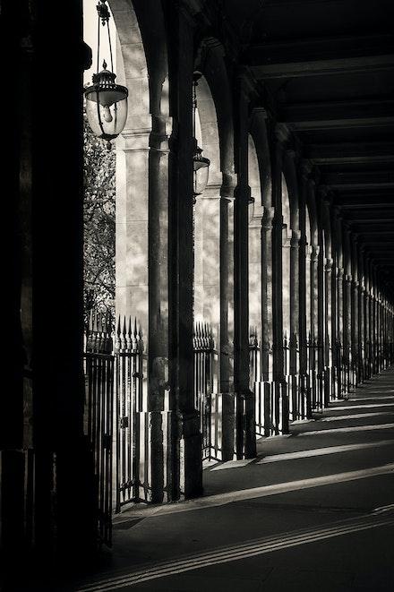 200 - Paris - 1st - 061116-1923-Edit - Le Palais Royal