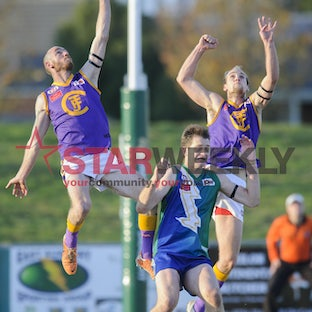 EDFL Senior Div 2 East Sunbury v Jacana. Pictures Shawn Smits.