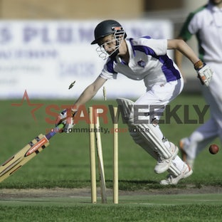 Cricket: GDCA B Grade Macedon v East Sunbury. - Pictures: Shawn Smits