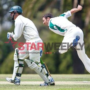 VTCA, Seddon vs Spotswood - Seddon v Spotswood in VTCA north-west division. Pictures Luke Hemer