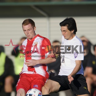 NPL Hume City vs Richmond - NPL season opener between Hume City and Richmond. Pictures Shawn Smits