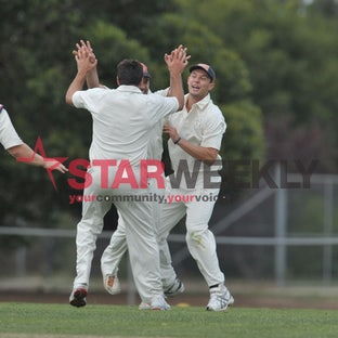 VTCA,  North A1 grand final Taylors Lakes vs St Albans - VTCA,  North A1 grand final day one between Taylors Lakes and St Albans. Pictures Damian Visentini