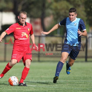 FFV state league 2 north-west, Hoppers Crossing vs Sporting Whittlesea - FFV state league 2 north-west, round 1, Hoppers Crossing vs Sporting Whittlesea....