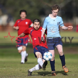 FFV: Laverton Park v Gisborne - July 2, 2016 - Photos by Damjan Janevski