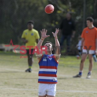 VAFA: Westbourne Grammarians v Point Cook - Pictures by Damian Visentini