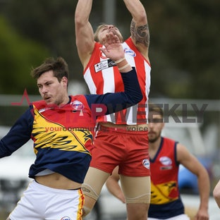 WRFL, division 2, North Footscray vs Yarraville Seddon Eagles - WRFL, division 2, North Footscray vs Yarraville Seddon Eagles. Pictures Shawn Smits